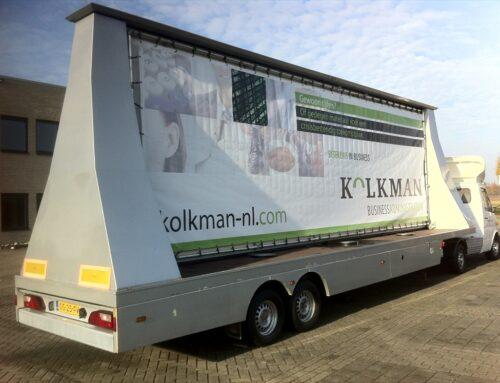 Mobiele reclame Kolkman Business Administration